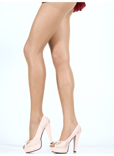 Pierre Cardin Süper İnce Külotlu Çorap Ten